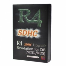 r4 ds card - sdhc