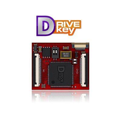 DriveKey Chip - Nintendo Wii Mod Chip - 100% Solderless