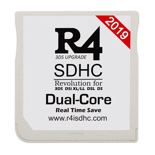 R4 3DS Dual Core - R4 3DS Card For Nintendo 3DS