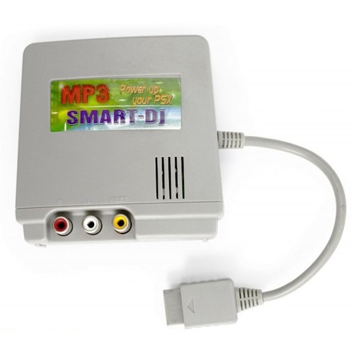 Game Enhancer For Playstation PSX With MP3 Player - Plug And Play
