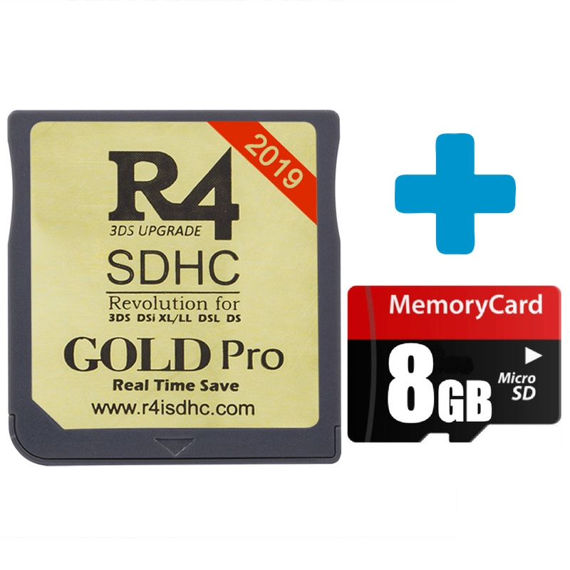 😝 R4 gold pro 3ds | R4 cards  2019-05-24