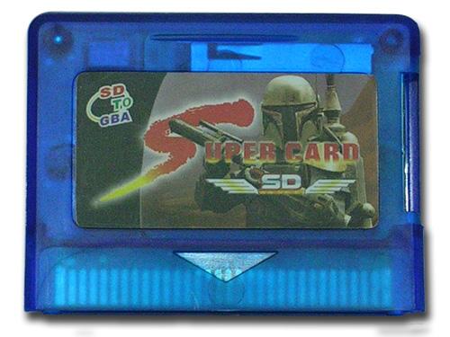 Supercard Mini SD - Supercard GBA Flashcard - Buy Supercard